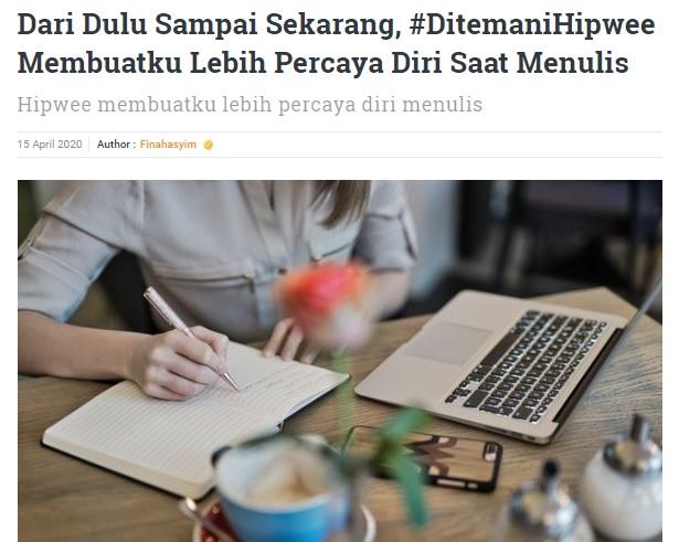 Surat terbuka Fina Hasyim