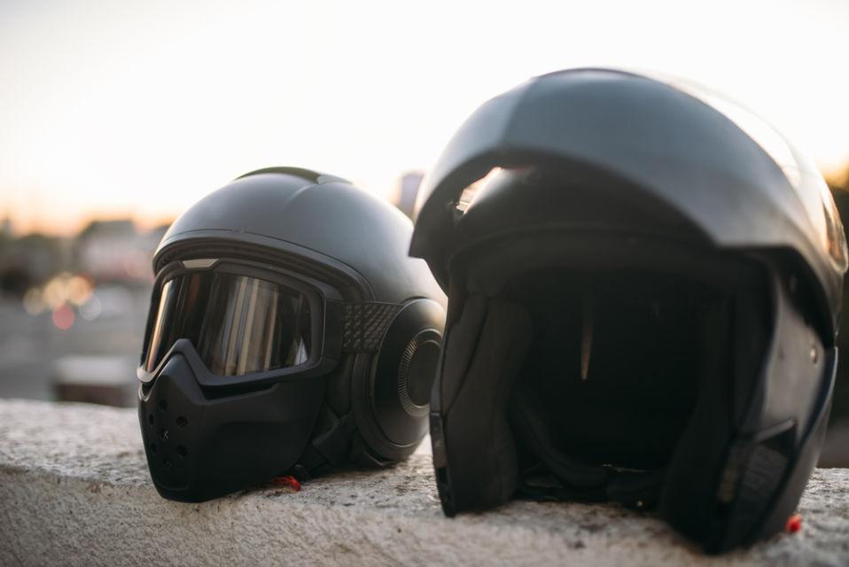 cara cuci helm sendiri