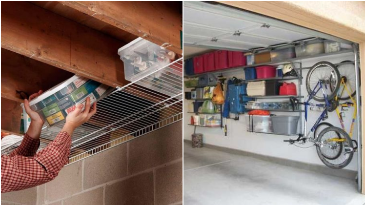 9 Ide Gudang Minimalis Di Sudut Rumah Untuk Tempat Penyimpanan Nggak Harus Pakai Satu Ruangan