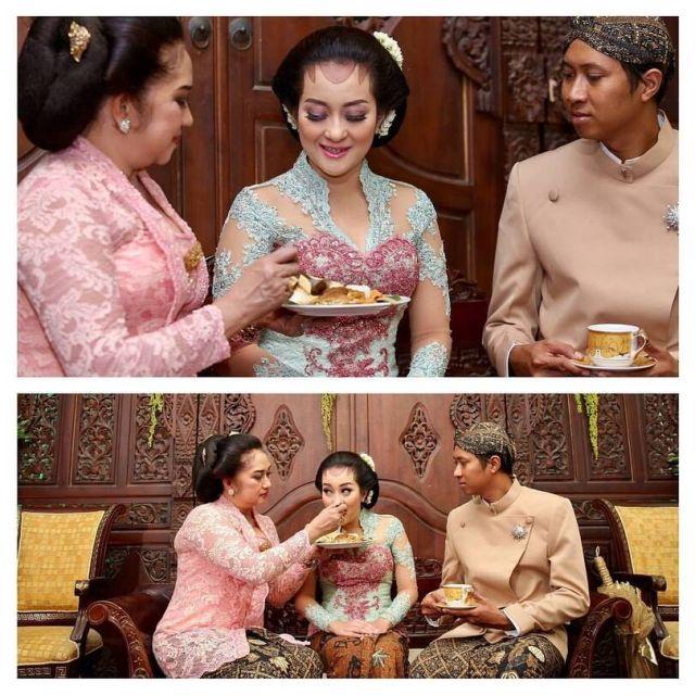 Upacara Dulang Pungkasan / MUA : @amithyasari / Foto : @panduplayon