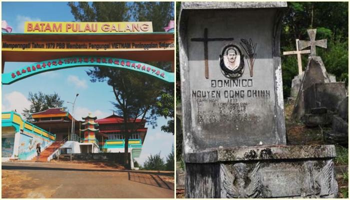 Mengintip Sejarah Pulau Galang di Batam yang Terkenal Angker Sepeninggal Pengungsi Vietnam