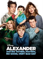 Alexander and the Terrible, Horrible, No Good, Very Bad Day the Movie