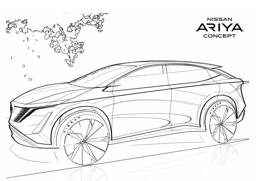 Rayakan Kreativitas Selama #dirumahaja, Nissan Ajak Masyarakat Warnai Koleksi Mobil Favorit oleh - otomotifid.xyz