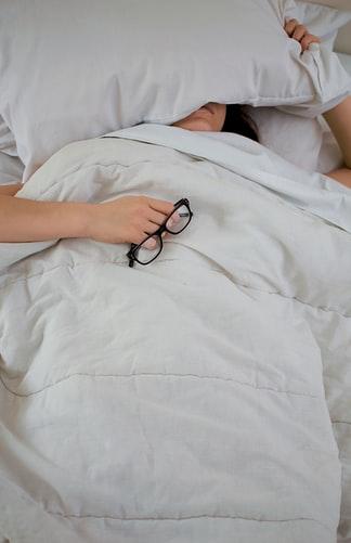 ngantuk banget, pengen rebahan