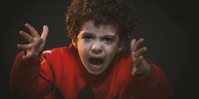 Anak yang sedih karena dimarahi (pexels.com/Mohammed Abdelghaffar)