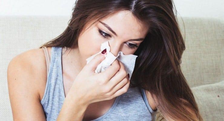 gejala sinusitis akut