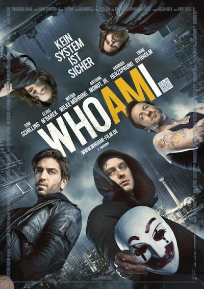 Poster Film Who Am I