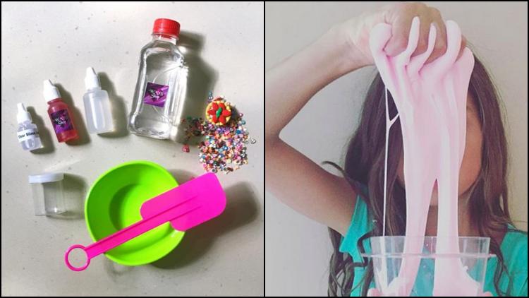Cara Membuat Slime Dengan Macam Macam Bahan Rumah Tangga Kenyal Dan Nggak Cepat Menggumpal
