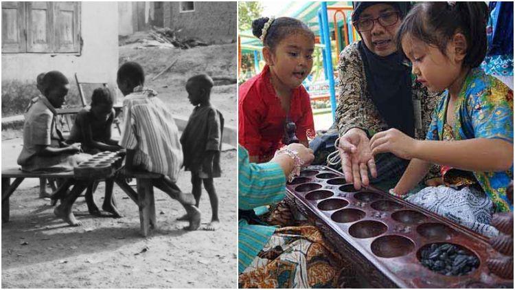 Menelusuri Jejak Congklak Permainan Tradisional Populer Di Jawa Yang Ternyata Malah Bukan Dari Jawa