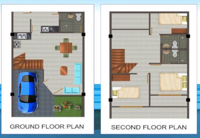 9 Desain Rumah Type 36 yang Cocok untuk Pasutri Anyar ...