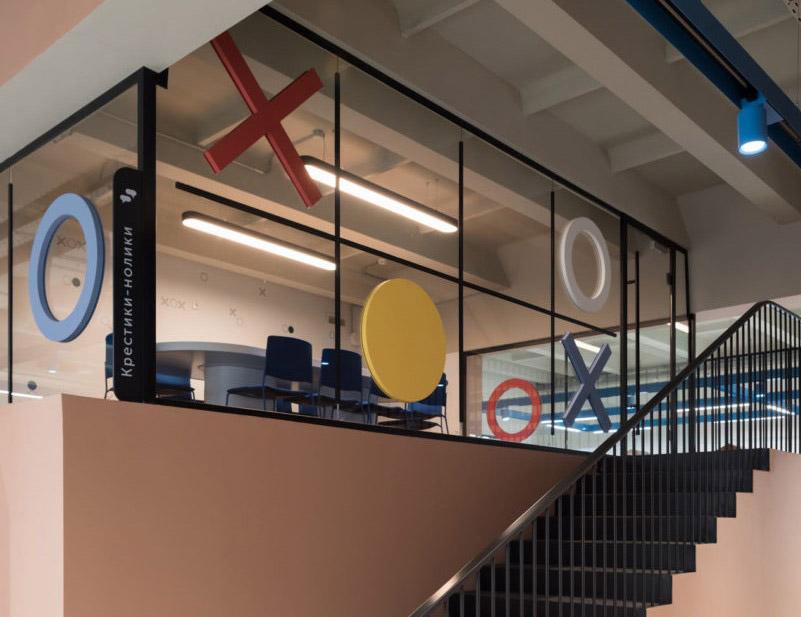 5 Inspirasi Desain Kantor Perusahaan Mainan dengan Konsep ...