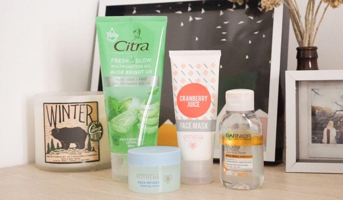 urutan skincare