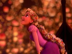 Rapunzel via