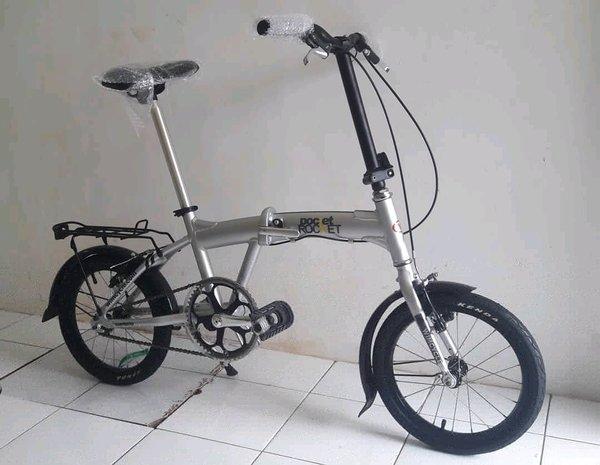 Panduan Memilih Sepeda Lipat yang Nggak Cuma Ngikutin Tren