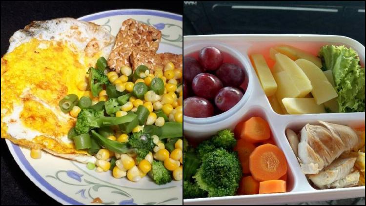 Sontekan Menu Diet Sehat Selama Seminggu Ada Hitungan Kalorinya Plus Ramah Di Kantongmu
