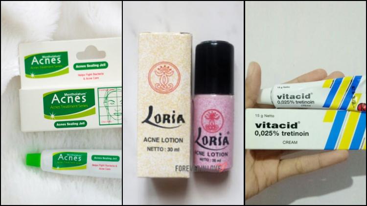 Obat Cream Jerawat Dan Memutihkan Kimia Farma