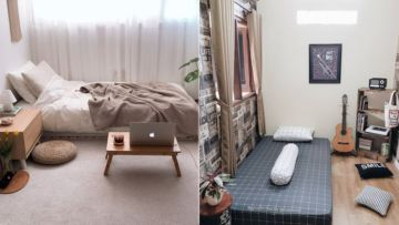 9 dekorasi kamar tidur yang bikin betah rebahan lama-lama