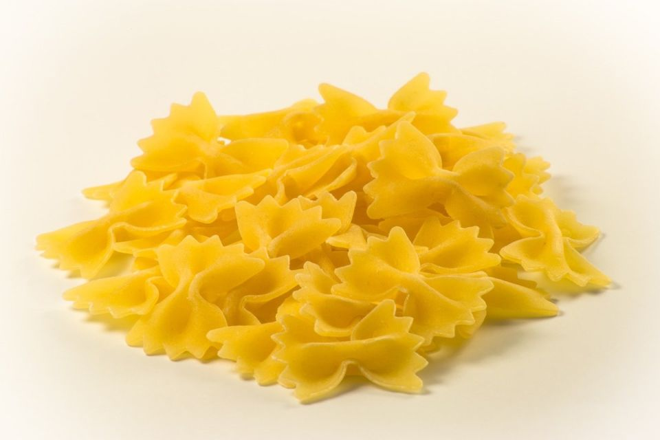 jenis pasta