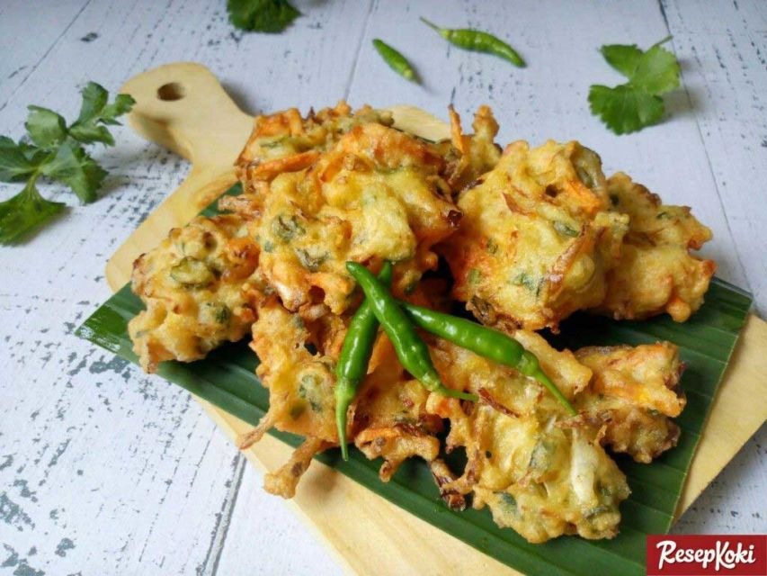 Gorengan by Resep koki Via Printerest