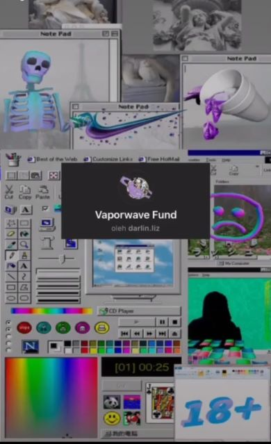 Filter Vaporwave Fund