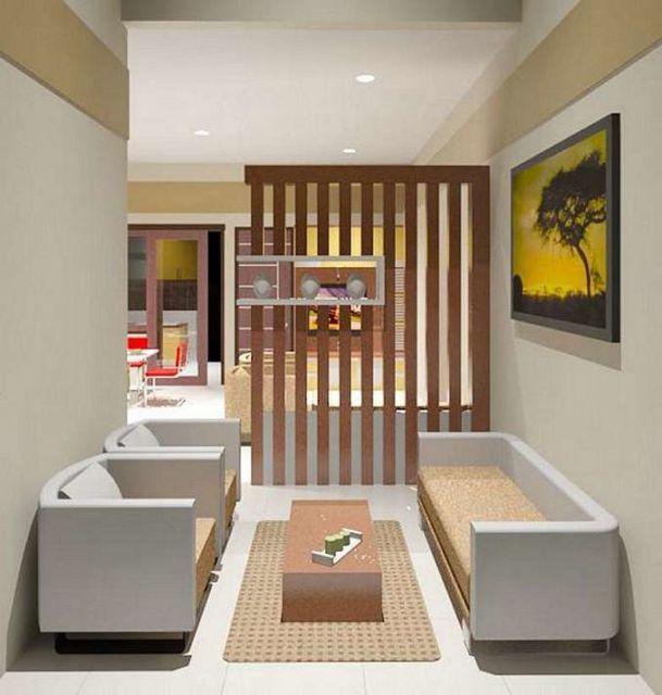 hipwee Desain ruang tamu minimalis 2