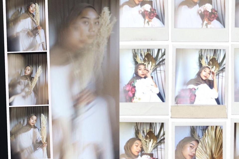 Virtual Photoshoot Bersama Puput