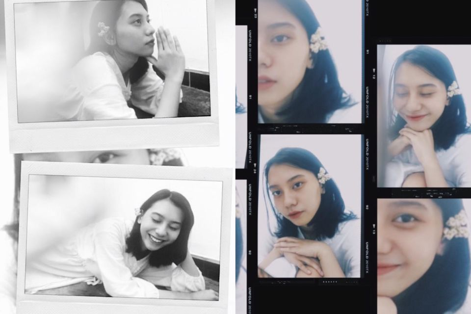 Virtual Photoshot Bersama Ayu Kartini