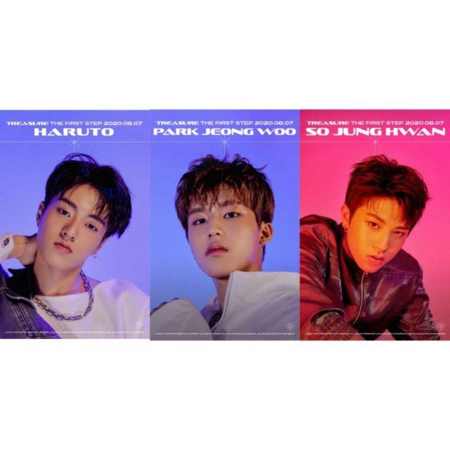Haruto, Jeongwoo, So Jung Hwan