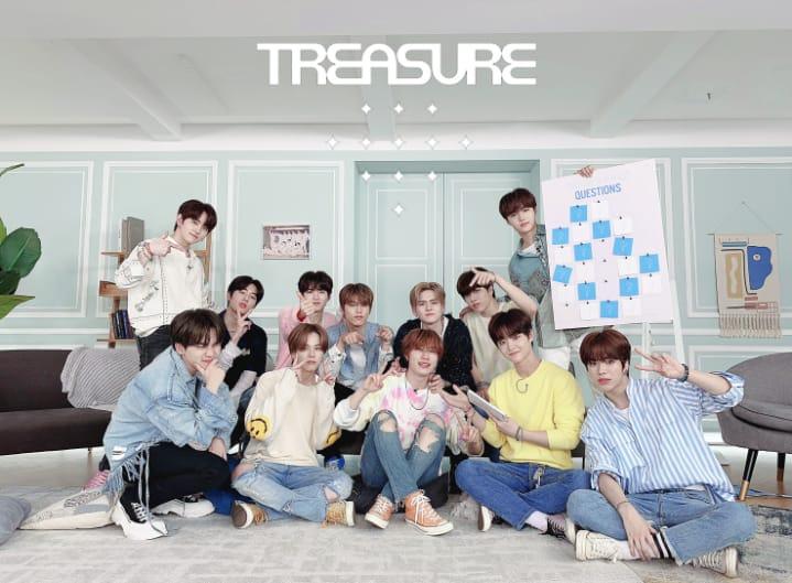 YG Entertainment/Treasure