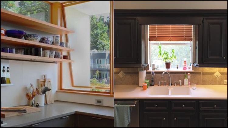 Model Jendela Dapur Untuk Sirkulasi Udara Saat Memasak Sekecil Apa Pun Sebaiknya Tetap Ada
