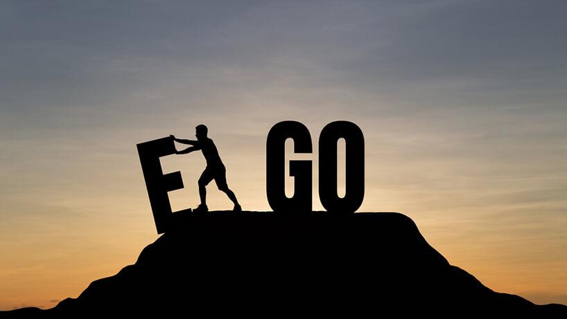 Ego pelayanan