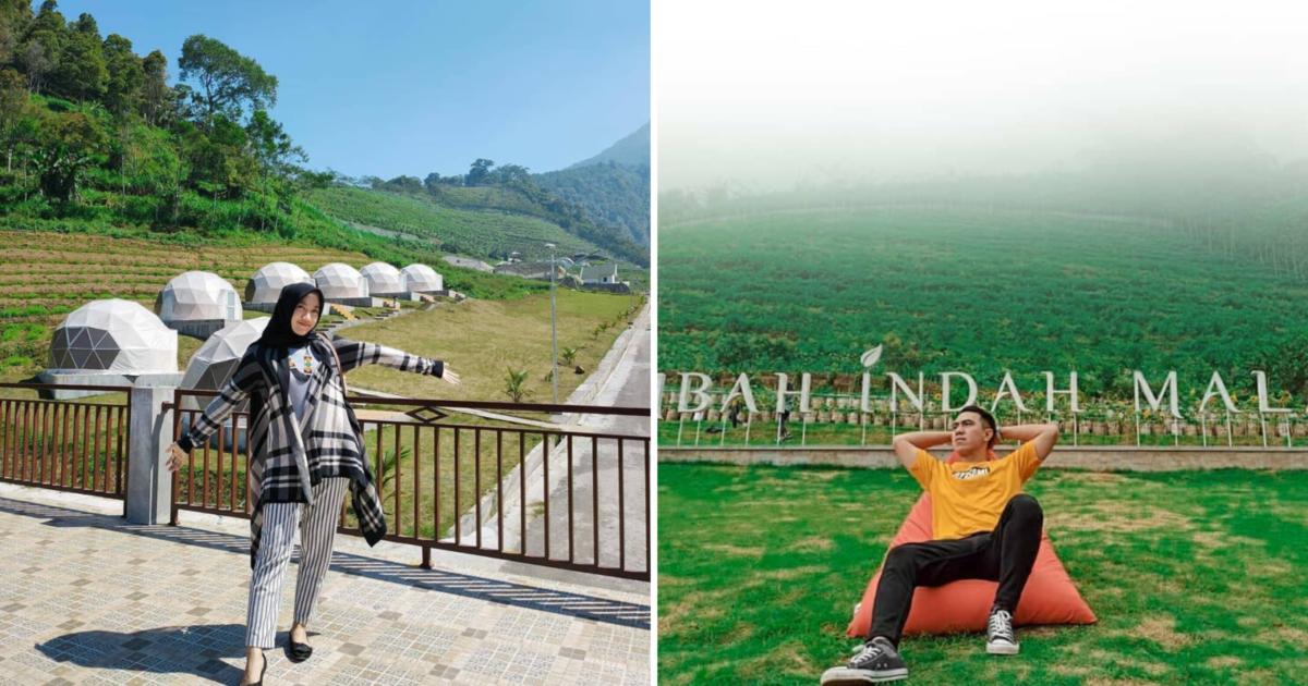 Potret Lembah Indah Malang Glamping Sekaligus Wisata Alam Yang Menyajikan Pemandangan Paripurna