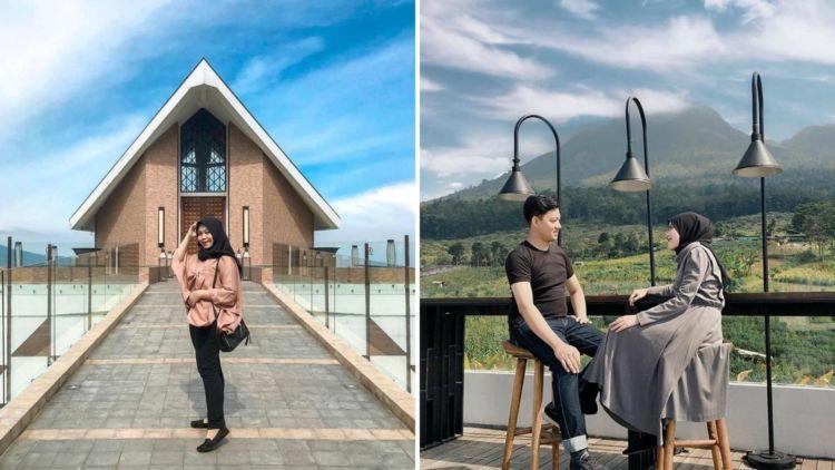 Amarta Hills Hotel Di Batu Destinasi Staycation Seru Dengan Pemandangan Alam Menakjubkan