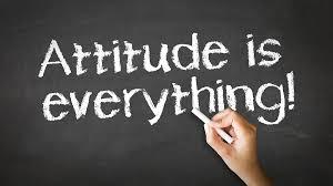 ATTITUDE CHECK… YES PLEASE!