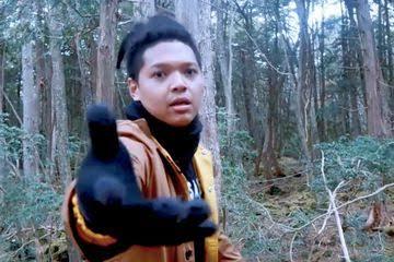 Hutan terlarang di jepang