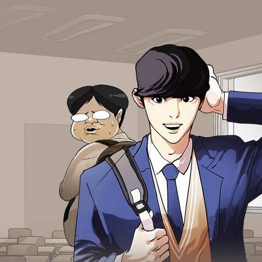 Webtoon Lookism