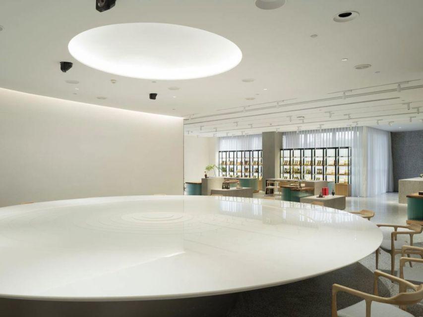 Cantiknya desain tempat minum teh karya Koo Architects