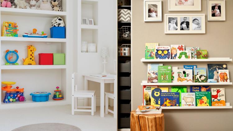 7 Inspirasi Desain Kamar Anak Plus Ruang Bermain yang ...