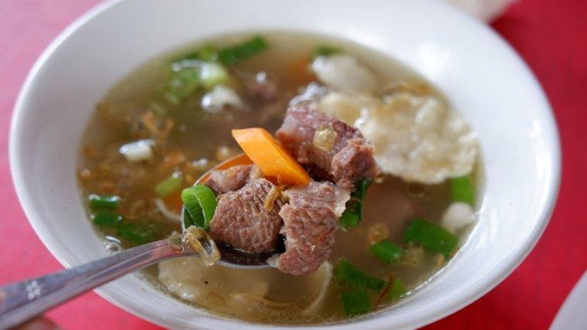 resep sop daging sapi rempah