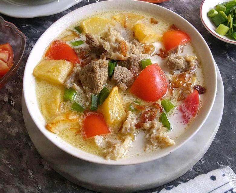 resep sop daging sapi betawi