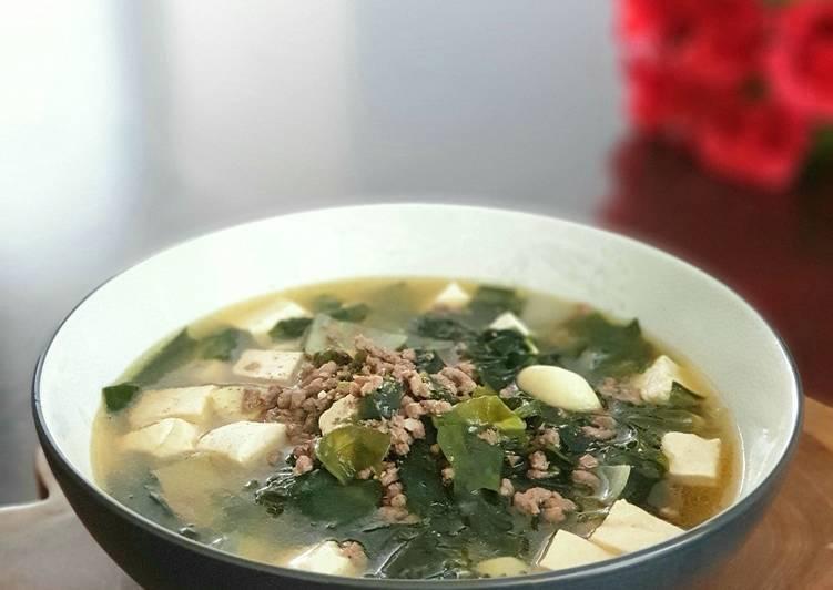 resep sop daging sapi rumput laut