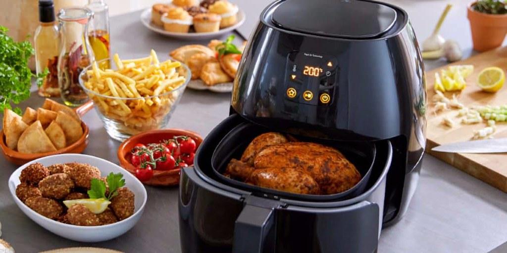 Mengenal Konsep Air Fryer, Menggoreng Tanpa Minyak yang ...