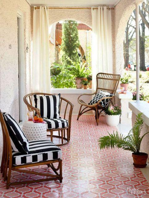 desain kursi teras