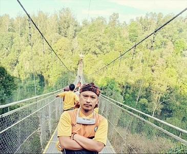 Dokumen Pribadi : Jembatan Gantung