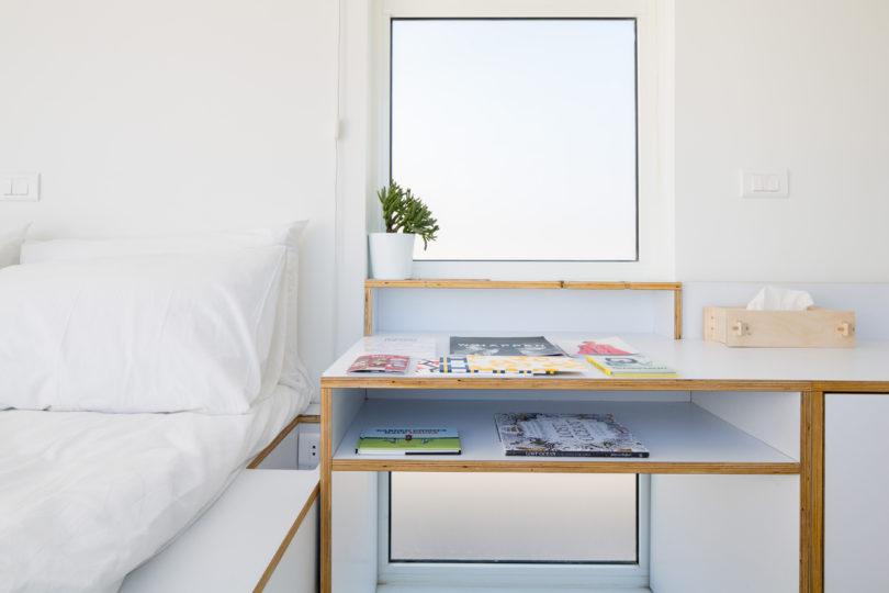 Kamar tidur apartemen mikro www.arsitag.com/article/ide-menata-hunian-kecil-supaya-tetap-lega