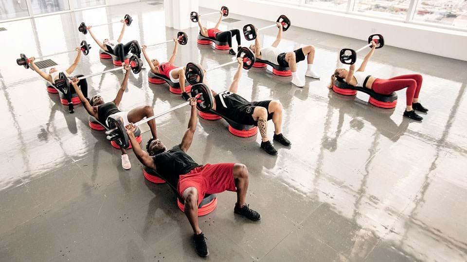 Kamu sanggup push up berapa repetisi?
