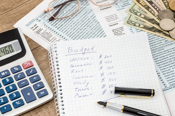 People Do Financial Budgeting