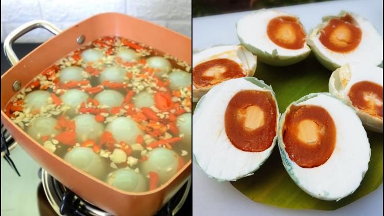 6 Cara Membuat Telur Asin Yang Gurih Dan Masir Bisa Pakai Abu Gosok Atau Cuma Garam Dan Air