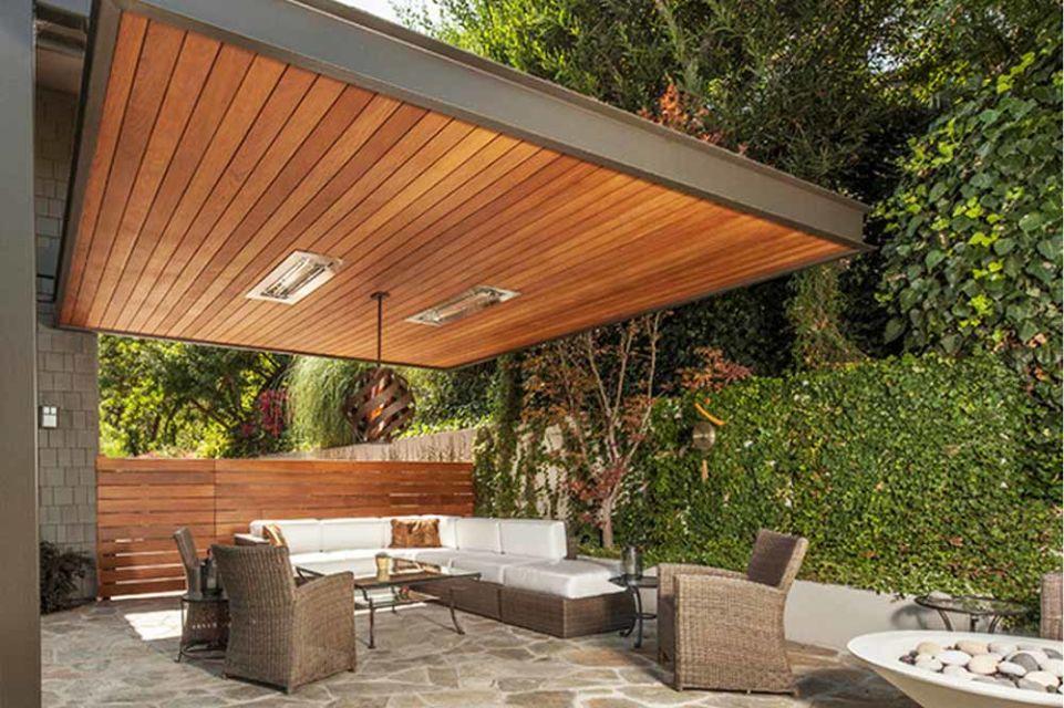 Gazebo minimalis karya KDL Architects