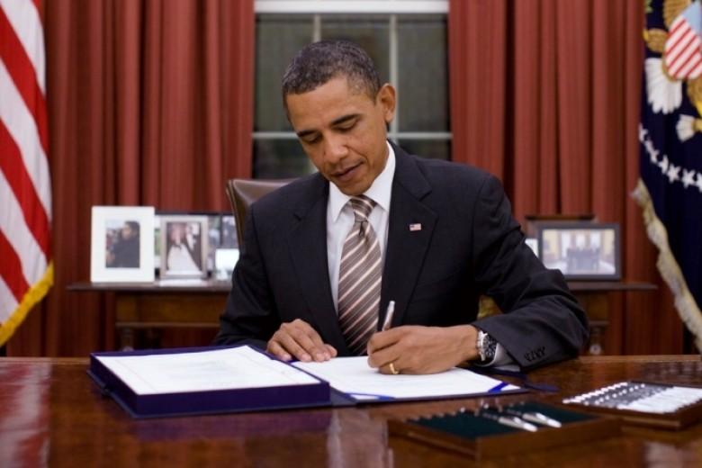 Mantan Presiden Barack Obama saja kidal